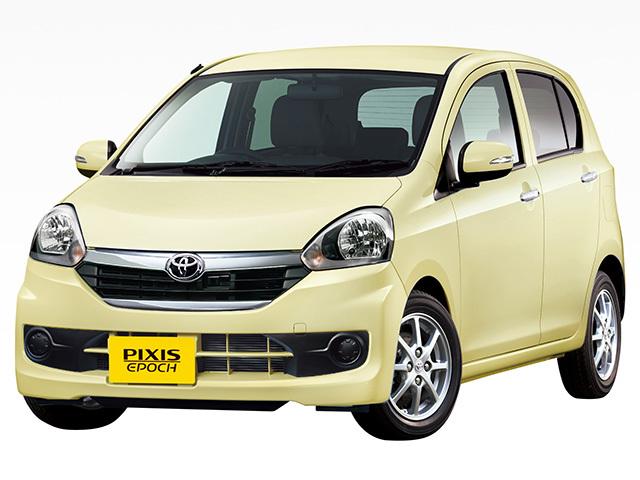 トヨタ ピクシスエポック 2013年8月〜モデル