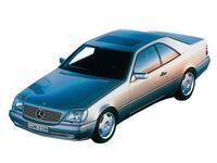 メルセデス・ベンツ CLクラス 1996年8月〜モデルのカタログ画像