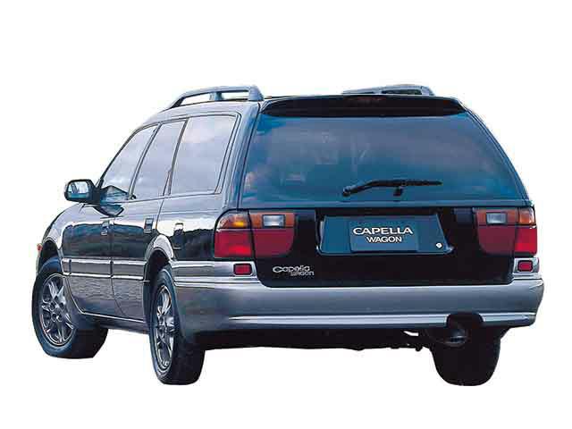マツダ カペラワゴン 1996年7月〜モデル