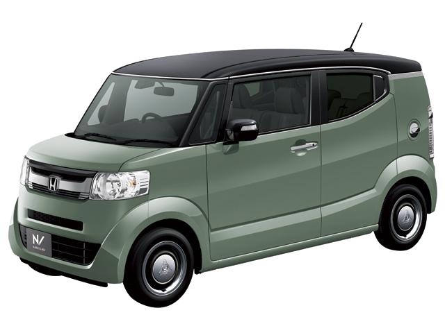 ホンダ N-BOXスラッシュ 新型・現行モデル
