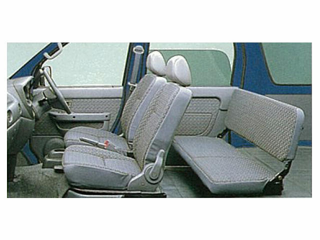 ダイハツ ハイゼットカーゴ 2001年1月〜モデル