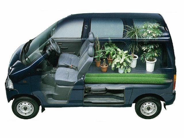 ダイハツ ハイゼットカーゴ 新型・現行モデル