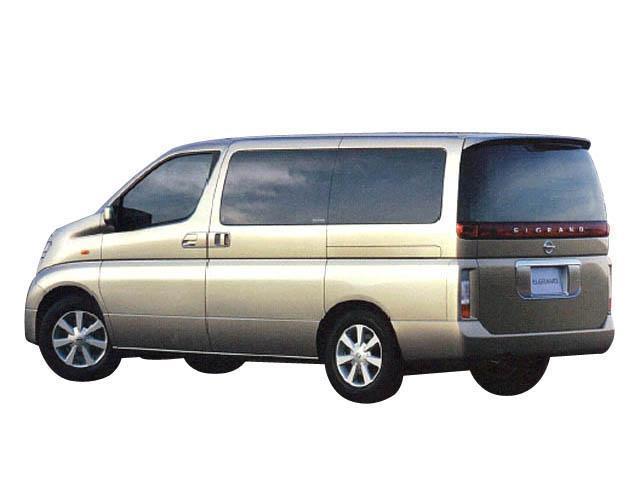 日産 エルグランド 2003年8月〜モデル