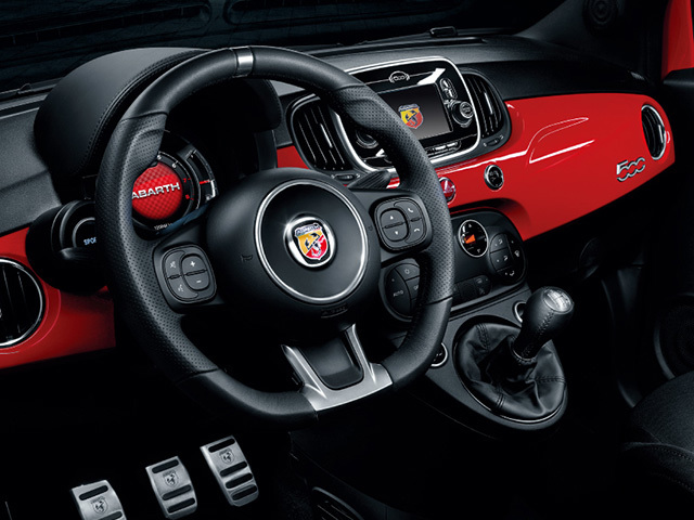 アバルト 595 新型・現行モデル