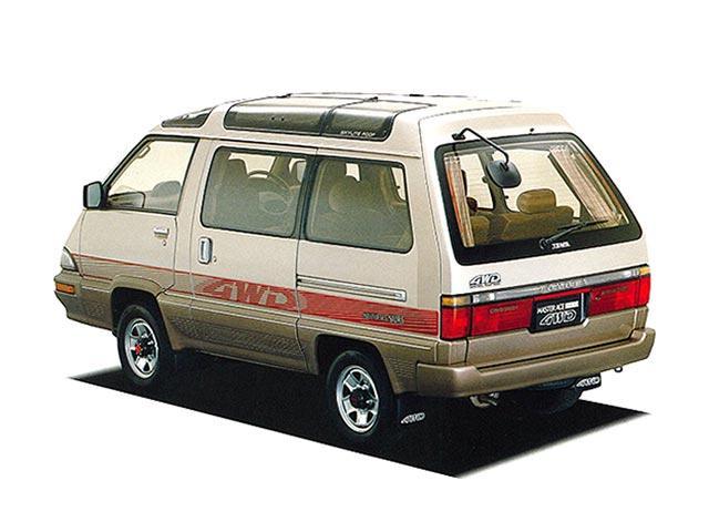 トヨタ マスターエースサーフ 新型・現行モデル