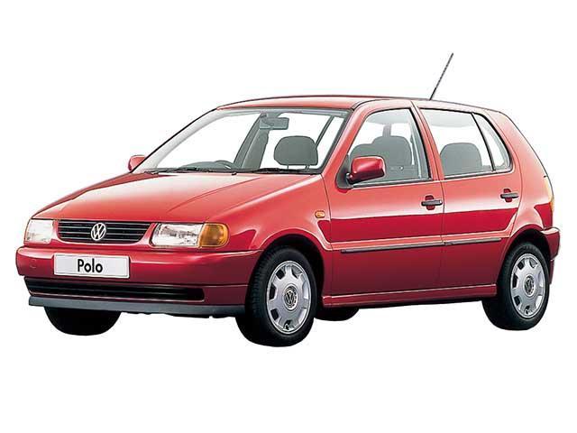 フォルクスワーゲン ポロ 1997年10月〜モデル