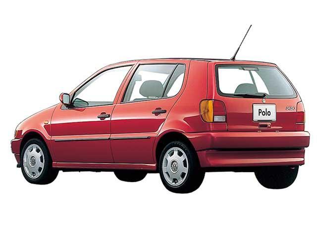 フォルクスワーゲン ポロ 1997年7月〜モデル