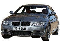 BMW 3シリーズクーペ 2010年5月〜モデルのカタログ画像