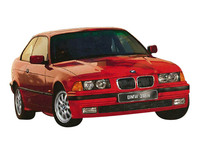 BMW 3シリーズクーペ 1998年1月〜モデルのカタログ画像