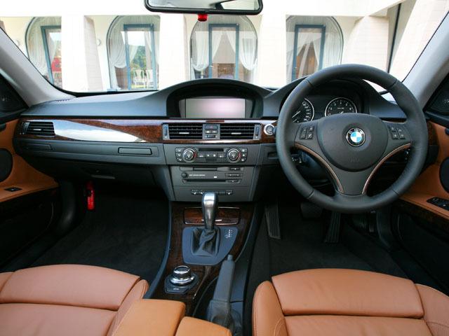 BMW 3シリーズクーペ 2008年11月〜モデル