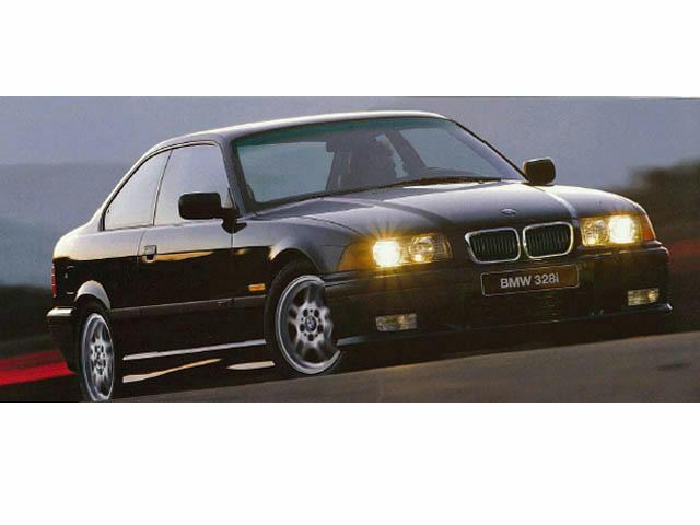 BMW 3シリーズクーペ 1998年1月〜モデル