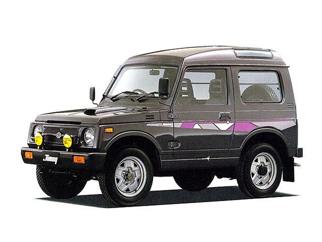 スズキ ジムニー 1992年7月〜モデル