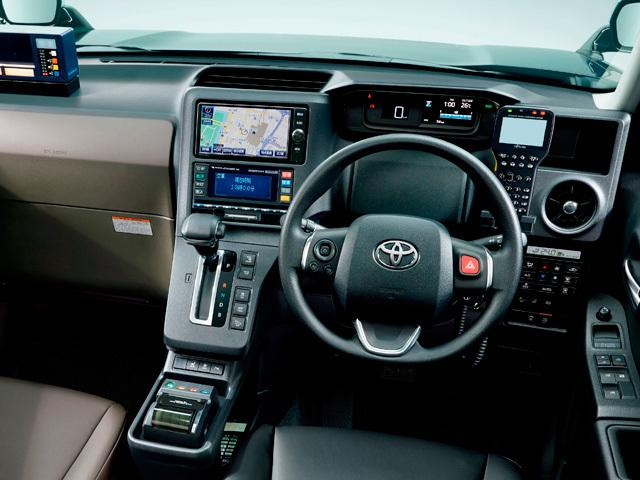 トヨタ JPN TAXI 新型・現行モデル