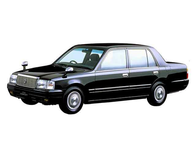 トヨタ クラウンコンフォート 2008年8月〜モデル