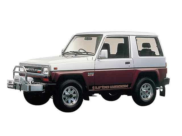 トヨタ ブリザード 新型・現行モデル