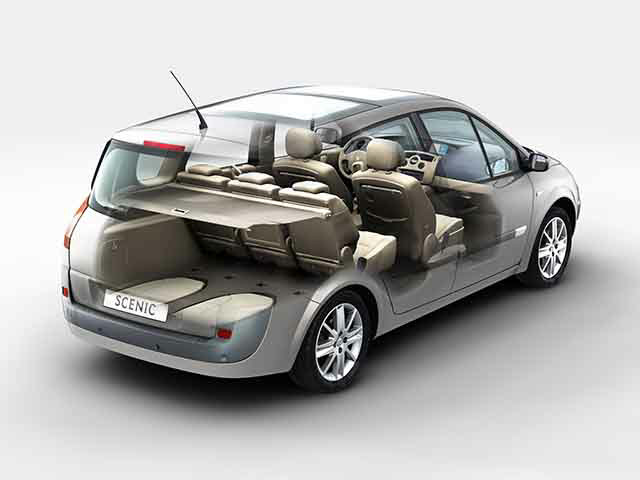 ルノー グランセニック 新型・現行モデル