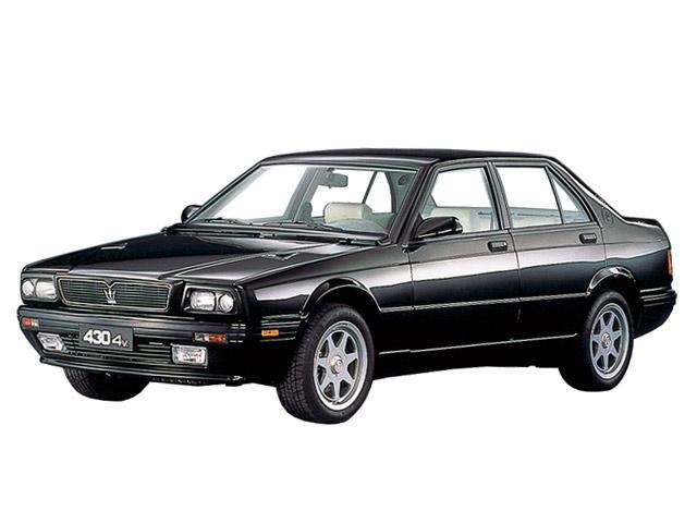 マセラティ 430 新型モデル