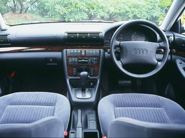 アウディ A4アバント 1996年10月〜モデル