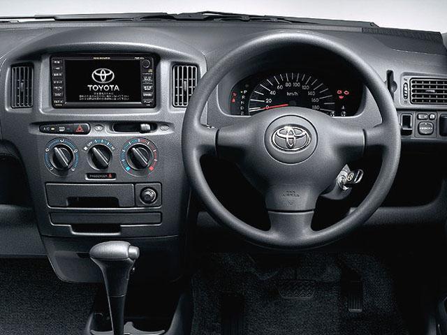トヨタ サクシードバン 2008年8月〜モデル