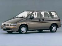 日産 プレーリー 1992年2月〜モデルのカタログ画像