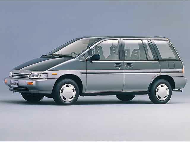 日産 プレーリー 1988年9月〜モデル