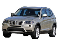 BMW X3 2012年5月〜モデルのカタログ画像