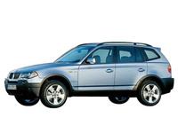 BMW X3 2005年11月〜モデルのカタログ画像