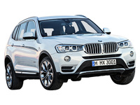 BMW X3 2016年6月〜モデルのカタログ画像
