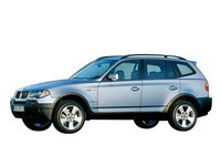 BMW X3 2004年6月〜モデルのカタログ画像
