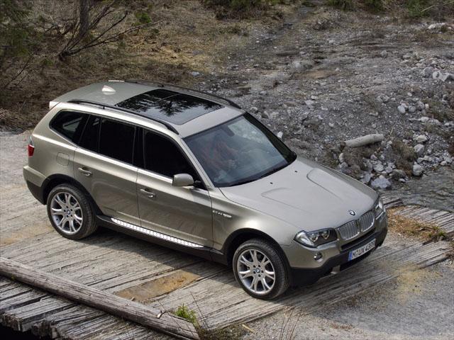 BMW X3 2008年1月〜モデル