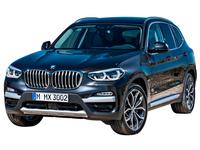 BMW X3 2017年10月〜モデルのカタログ画像
