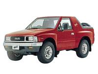 いすゞ ミュー 1989年4月〜モデルのカタログ画像