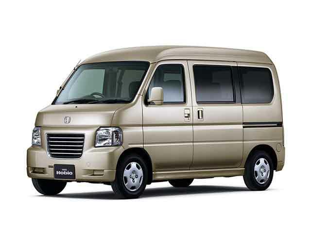 ホンダ バモスホビオ 2007年2月〜モデル