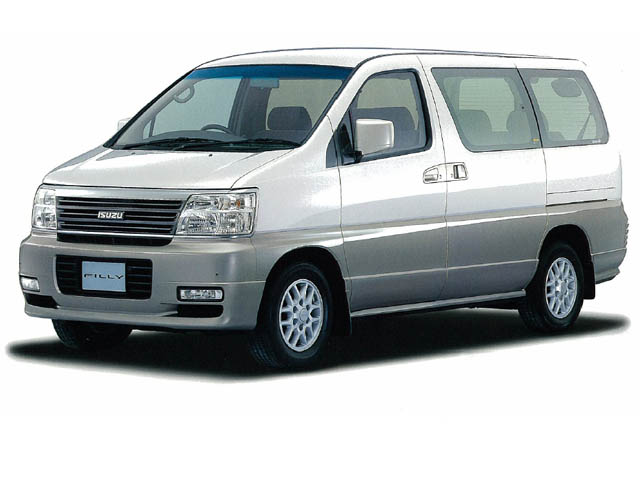 いすゞ フィリー 新型モデル