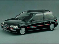 ホンダ シビック 1989年9月〜モデルのカタログ画像