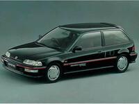 ホンダ シビック 1990年9月〜モデルのカタログ画像