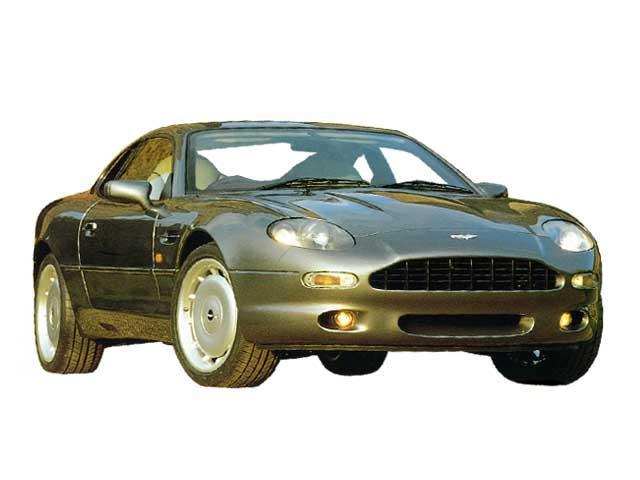 アストンマーティン DB7 1999年10月〜モデル