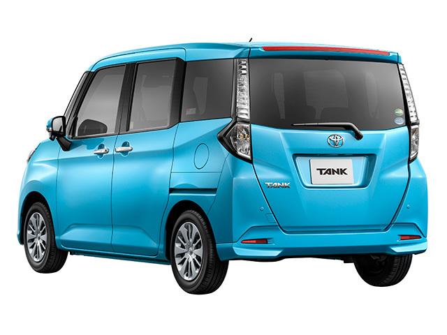 トヨタ タンク 新型・現行モデル