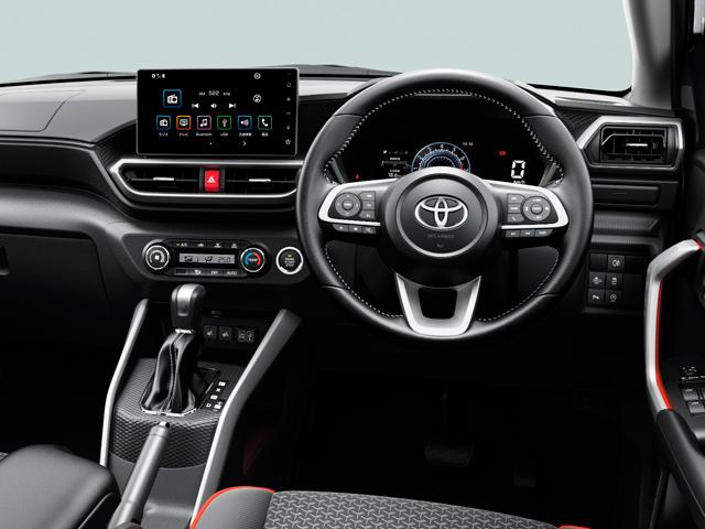 トヨタ ライズ 新型・現行モデル