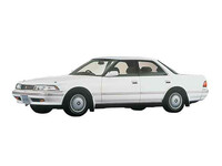 トヨタ マークII 1990年8月〜モデルのカタログ画像