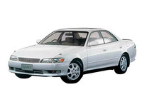 トヨタ マークII 1993年10月〜モデルのカタログ画像