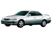 トヨタ マークII 1998年8月〜モデルのカタログ画像