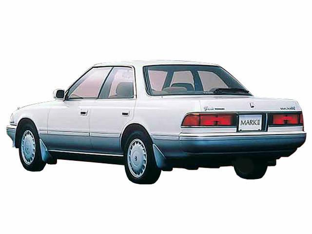 トヨタ マークII 1988年8月〜モデル