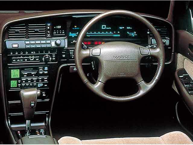 トヨタ マークII 1990年8月〜モデル