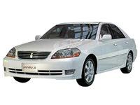 トヨタ マークII 2002年10月〜モデルのカタログ画像