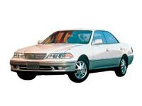 トヨタ マークII 1996年9月〜モデルのカタログ画像