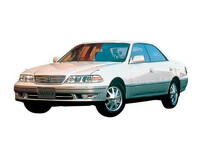 トヨタ マークII 1997年8月〜モデルのカタログ画像