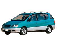 トヨタ イプサム 1997年8月〜モデルのカタログ画像