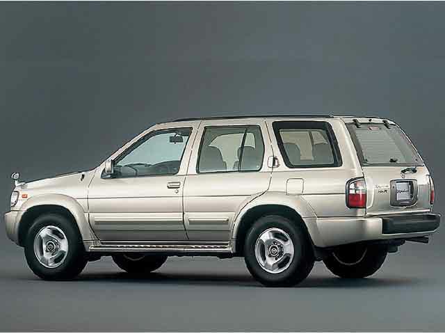 日産 テラノレグラス 1996年8月〜モデル
