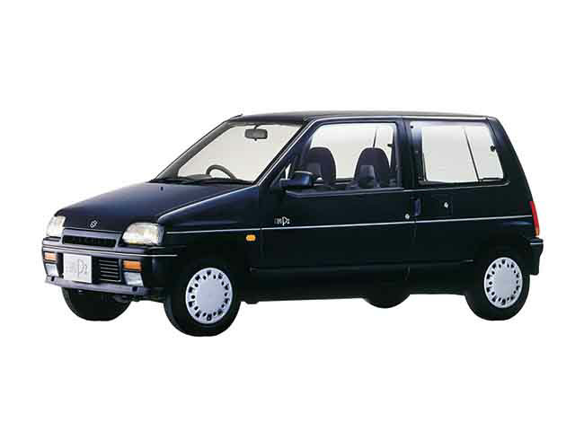 スズキ アルト 1989年10月〜モデル